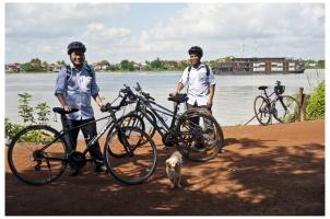 Aqua Mekong Biking Excursion - High Resolution