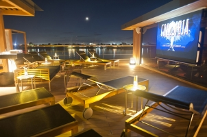 Aqua Mekong Outdoor Cinema - High Resolution