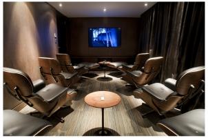 Aqua Mekong Private Cinema