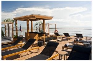Aqua Mekong Sun Deck - High Resolution