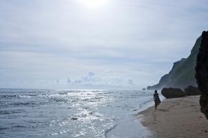 Alila Villas Uluwatu - beach reef