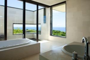Alila Villas Uluwatu - 3 bedroom bathroom