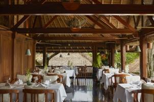 Amandari - Restaurant