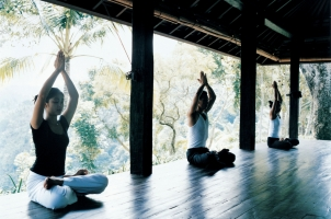 Como Shambhala Estate - yoga