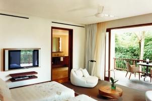 Como Shambhala Estate - Retreat Villa Twin room