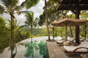 Como Shambhala Estate - Wanakasa pool
