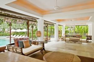 Bali COMO Uma Ubud - Pool Bar