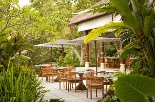 Bali COMO Uma Ubud - Terrasse