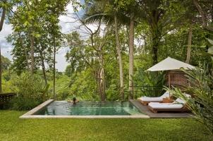 Bali COMO Uma Ubud - Uma pool suite
