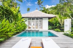 Bali COMO Uma Ubud - Pool