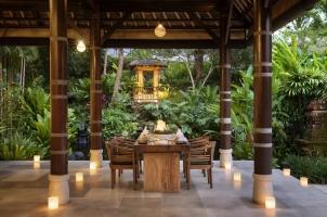 Bali COMO Uma Ubud - Dinner