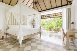 Bali COMO Uma Ubud - Bedroom