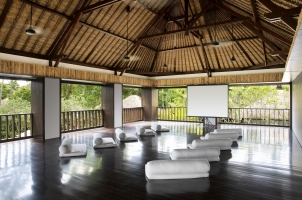 Bali COMO Uma Ubud - Yoga