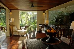 Kayumanis Ubud - Villa Living Room