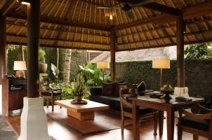 Kayumanis Ubud - Living Room