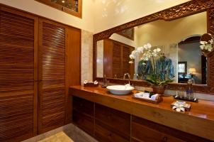 Matahari Beach Resort - Dressing room in Matahari Beach Resort & Spa