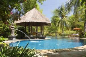 Matahari Beach Resort - villa cempaka