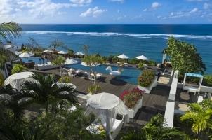 Samabe Resort - Aerial