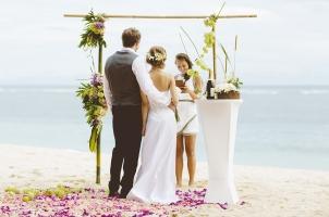 Samabe Resort - Beach Wedding