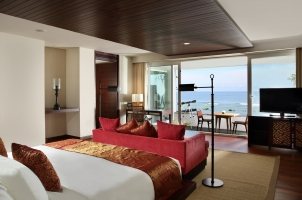 Samabe Resort - Ocean Front Suite with a view
