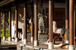 The Chedi Club Ubud - Lobby