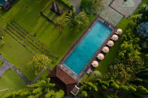 The Chedi Club Ubud - Main Pool