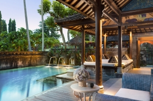 The Chedi Club Ubud - The Hadiprana Villa - Pool