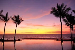 The Legian Bali -  Sunset Mainpool