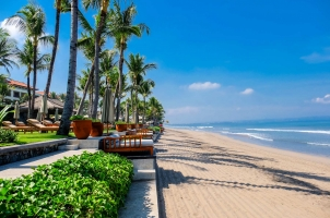 The Legian Bali - Beach Daybeds