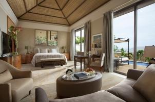 The Mulia - Family Villa - Master Bedroom