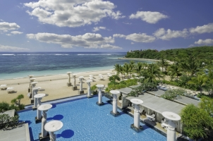 The Mulia - Beach Front Pool View