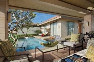 The Mulia Villa - private Pool