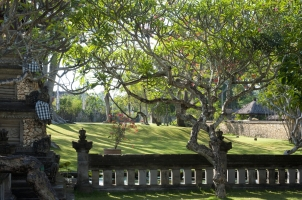 The Oberoi Beach Resort Bali - Oberoi Entrance