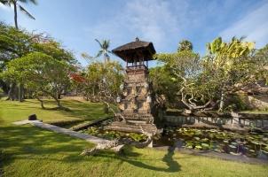 The Oberoi Beach Resort Bali - Entrance
