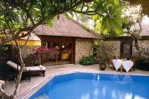 The Oberoi Beach Resort Bali - Luxury Villa with private pool