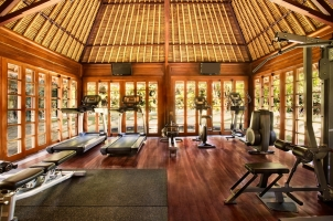 The Oberoi Beach Resort Bali - Fitness Centre