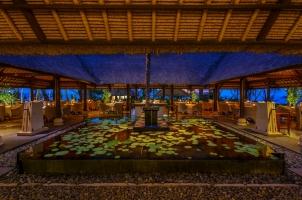 The Oberoi Beach Resort Bali - Kura-Kura Restaurant