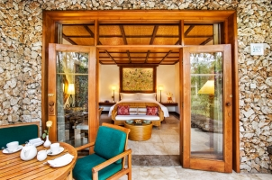 The Oberoi Beach Resort Bali - Lanai Terrace