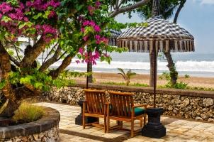 The Oberoi Beach Resort Bali - Lobby Terrace