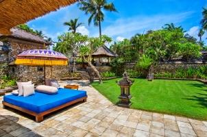 The Oberoi Beach Resort Bali - Villa Courtyard