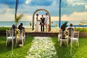 The Oberoi Beach Resort Bali - Wedding