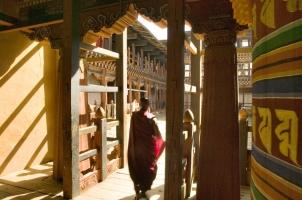 Amankora Bumthang - Jakar Dzong Interior