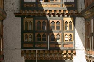 Amankora Bumthang - Jakar Dzong Woodwork
