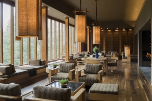 Amankora Gangtey - Logde Lounge