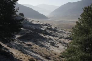 Amankora Gangtey - Valley at Dawn