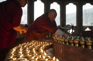 Amankora Gangtey - Butter Lamp Lighting
