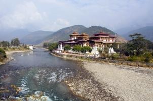 Amankora Punakha - Dzong