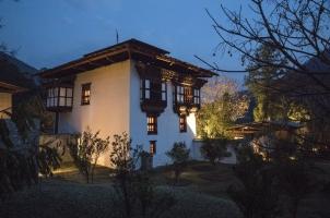 Amankora Punakha - Lodge Exterior