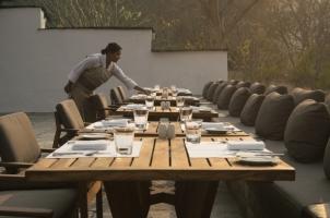Amankora Punakha - Terrace Dining