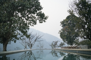 Amankora Punakha - Swimming Pool